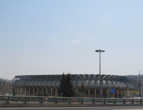 אצטדיון טדי - יציע דרומי