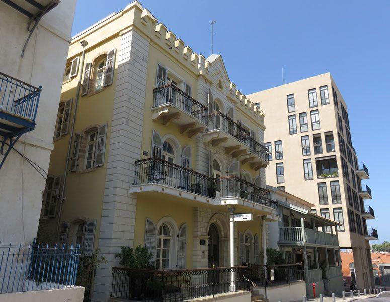מלון דריסקו יפו