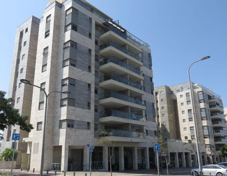 """רח' מח""""ל - תל אביב"""